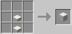 模様入りネザー水晶ブロック