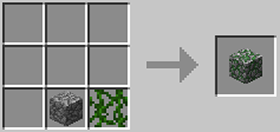 苔石のレシピ