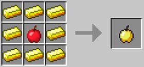 金のリンゴ(下位)のレシピ
