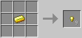 金塊のレシピ