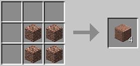 磨かれた花崗岩のレシピ