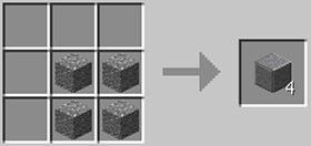 磨かれた安山岩のレシピ