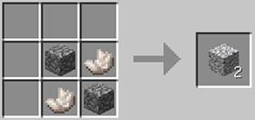 閃緑岩のレシピ