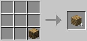 木材のレシピ