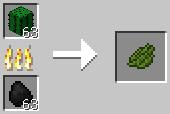 緑色の染料のレシピ