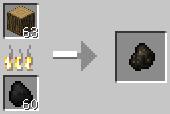 木炭のレシピ
