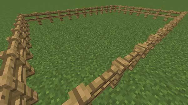 牧場にする範囲
