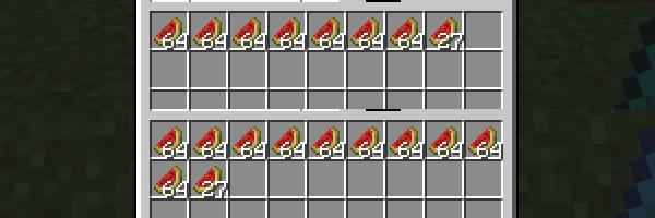 スイカの収穫量
