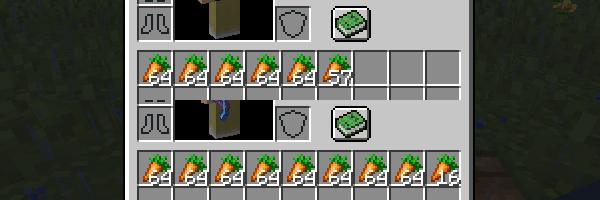ニンジンの収穫量