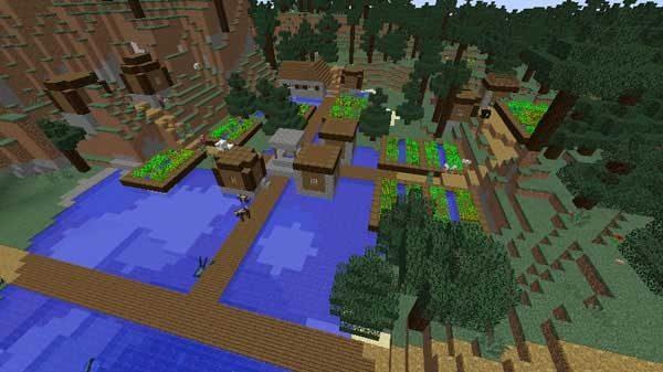 タイガの村