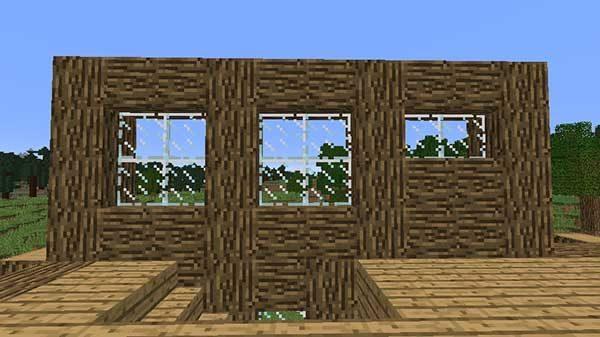 階段右手の壁
