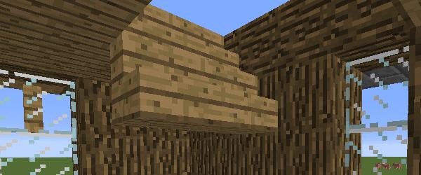 設置された階段
