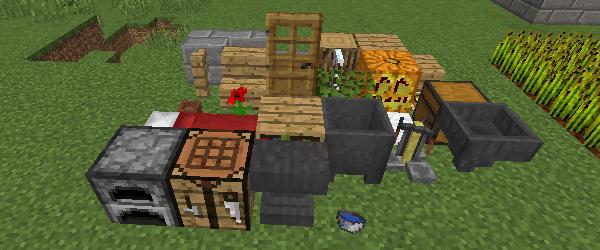 家の建築に使うアイテム
