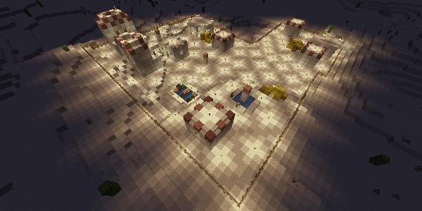 湧き潰しされた村