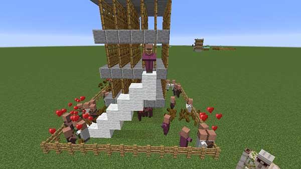 発情する村人たち