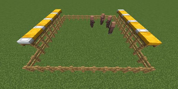 村人無限増殖装置JE版