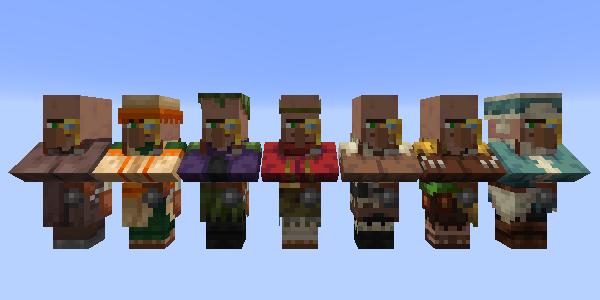 製図家の村人