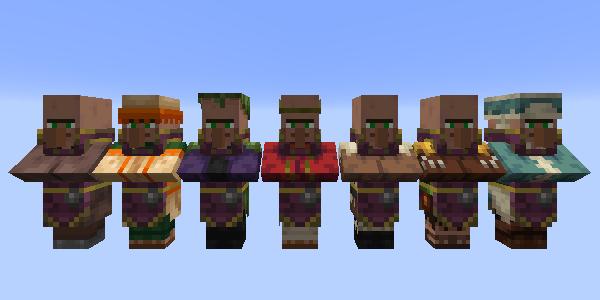 聖職者の村人