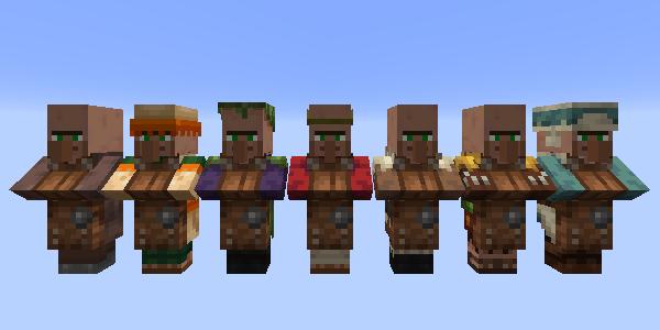 革細工師の村人