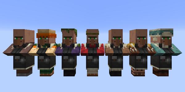 石工の村人