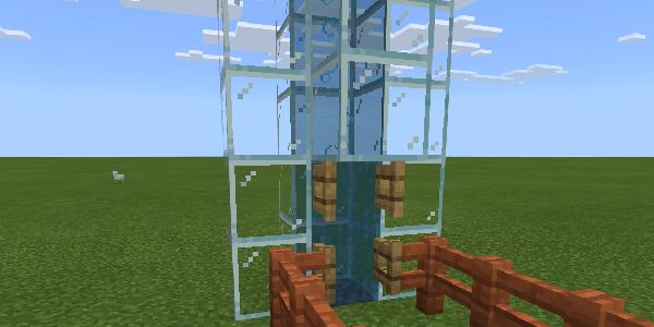 水泡エレベーター