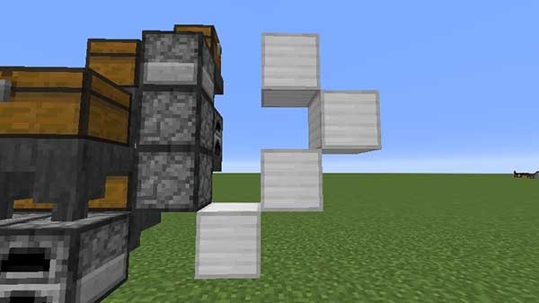 土台のブロック