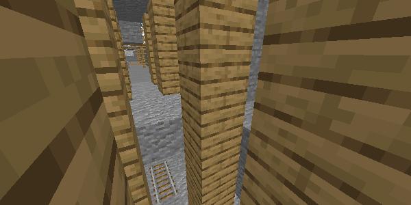 2階の通路