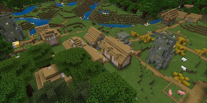 最寄りのゾンビ村