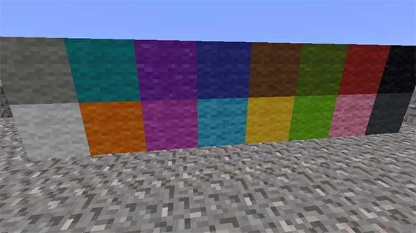 全16色の羊毛