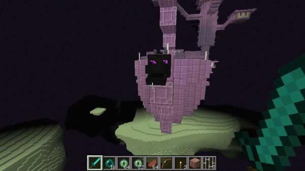 ドラゴンの頭
