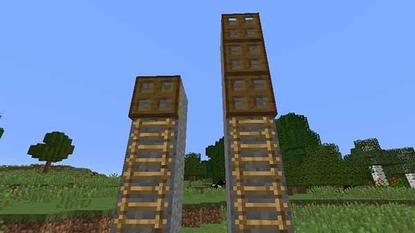 3連続のトラップドア