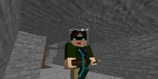 採掘の基本スタイル