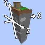 Y座標は目線の高さ?ブロックの層や高さについて正確な見方を調べました