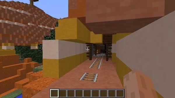 メサの廃鉱