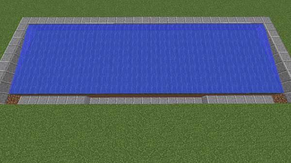 水路の掘り方