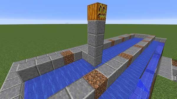 横の制限ブロック