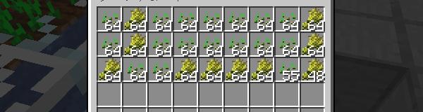 小麦の収穫量