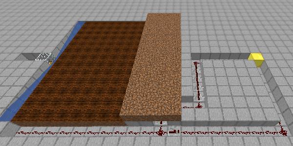 2段目の耕地