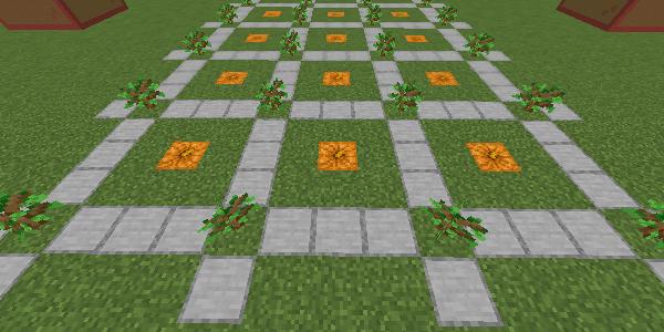 地面のブロック