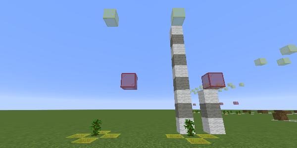 ジャングルの制限ブロックの位置