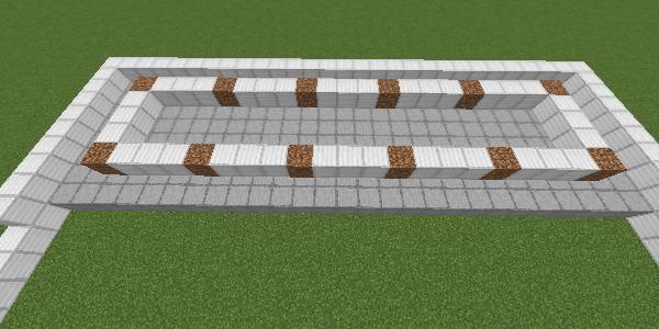 上段の土ブロック