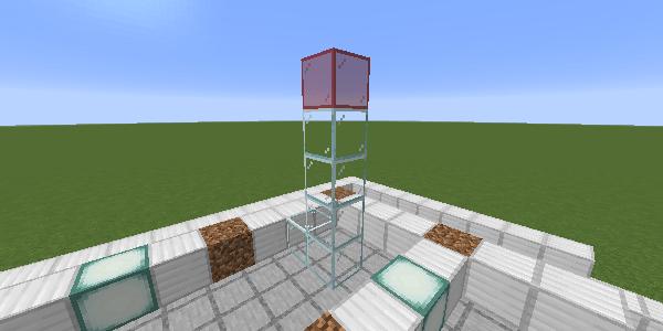 上段の制限ブロック