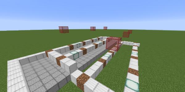 上下段の制限ブロック