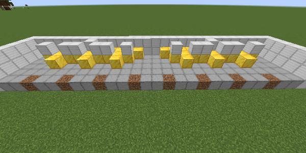苗木を植える土ブロック