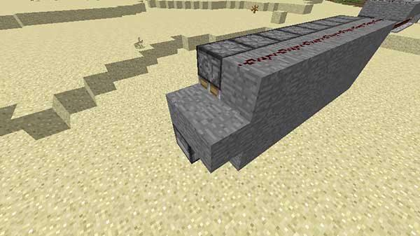ディスペンサーの上のブロック