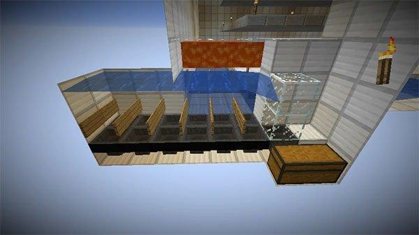横6ブロック分の処理設備