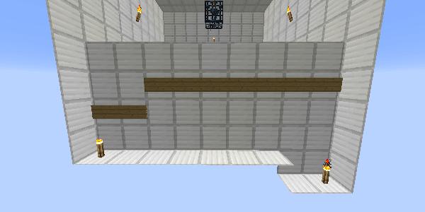 水路の看板の位置