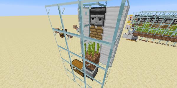 サトウキビ全自動収穫機