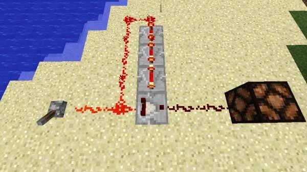 リピーター三連のパルサー回路