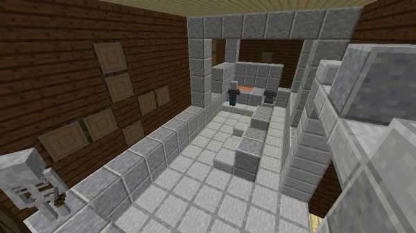 鍛冶屋の部屋